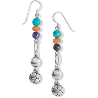 Brighton Pebble Paradise French Wire Earrings