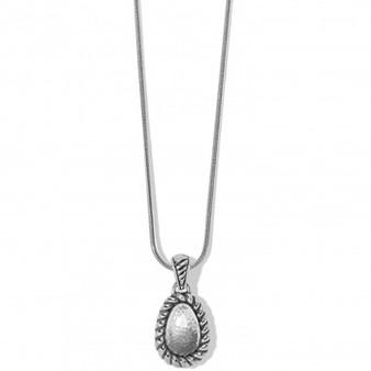 Brighton Taylor Drop Pendant Necklace