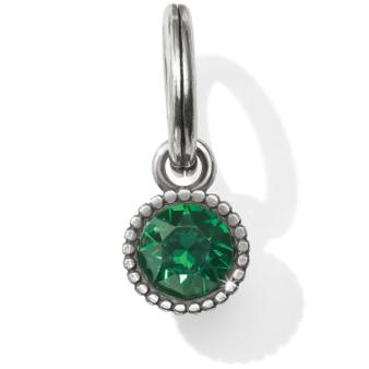 Brighton Glitz Highlight Amulet in Green