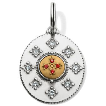 Brighton Athena Mediallion Amulet