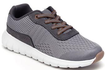 Stride Rite Childrens Mick Sneaker in Grey