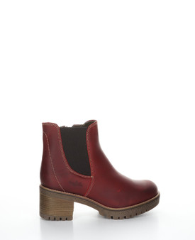 Bos. and Co. Waterproof Mass Boot in Red