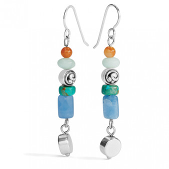 Brighton Contempo Chroma Drop French Wire Earrings