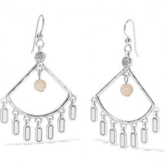 Brighton Marrakesh Neutral French Wire Earrings