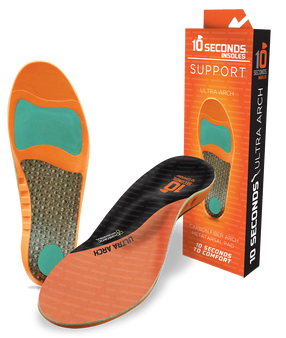 10 Seconds Ultra Arch with Metatarsal Pad