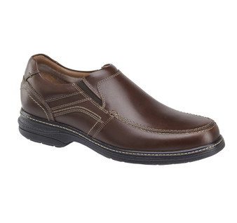 Johnston & Murphy Men's Windham (Moc Venetian) in Oak