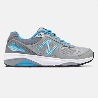 New Balance Women's 1540v3  in Silver with Polaris