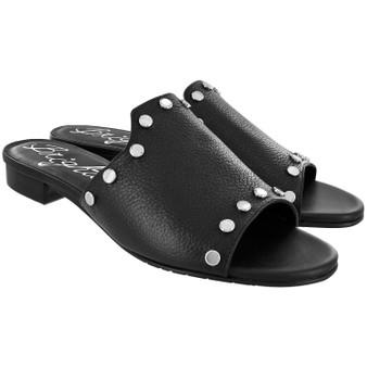 Brighton Women's Pretty Tough Night Studded Sandals