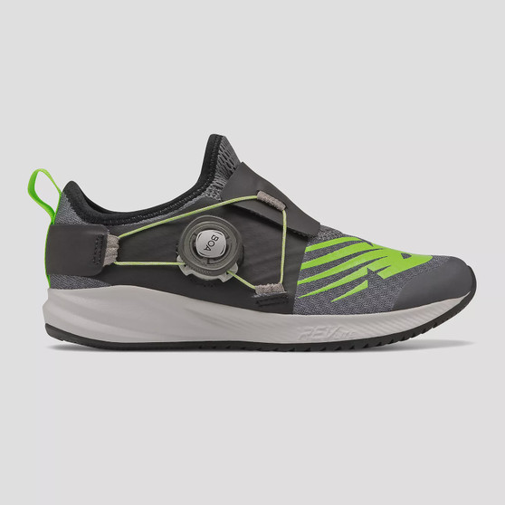 New Balance Kid's FuelCore Reveal in Lead with Black