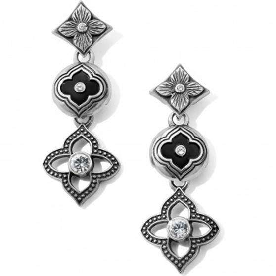 Brighton Toledo Collective Charm Post Drop Earrings