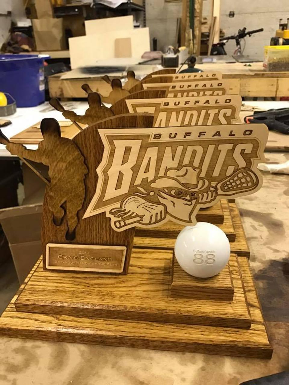 Large Custom Trophies