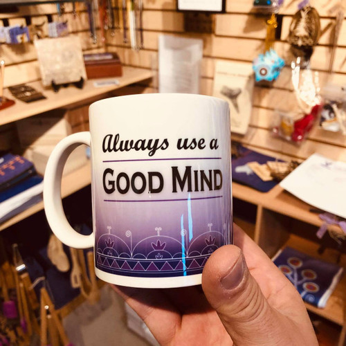 11 oz. Good Mind Mug