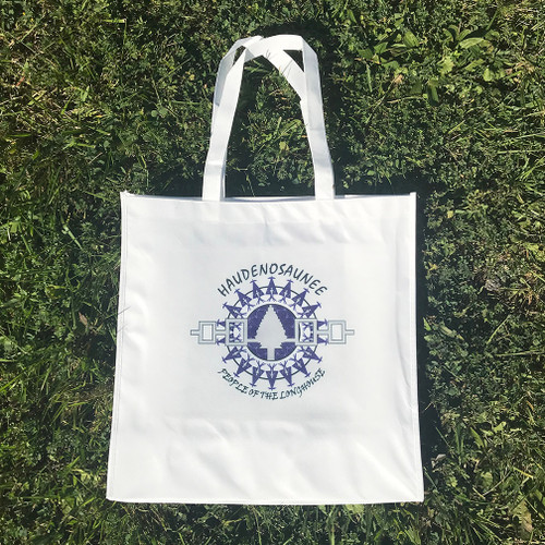 Reusable Gussetted Tote Bag