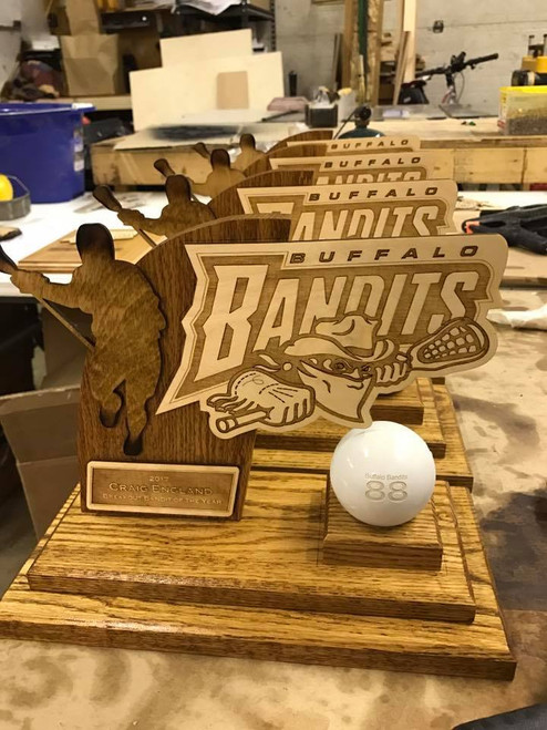 Large Custom Trophies