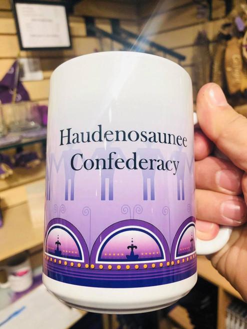 15 oz. Ceramic Confederacy Mug