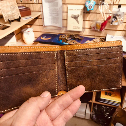 Men's Lacrosse Clan Wallet
