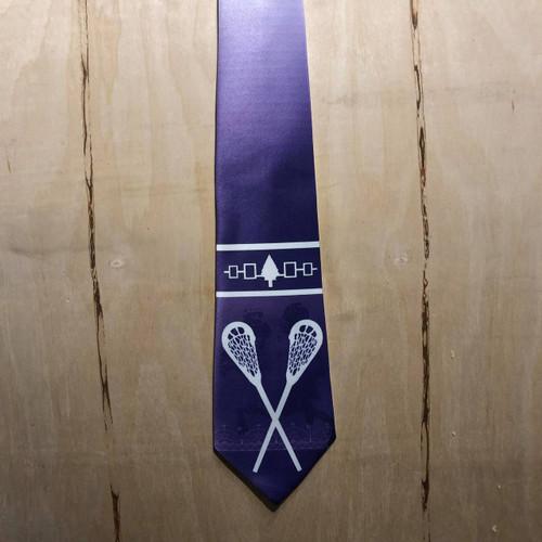 Haudenosaunee Lacrosse Neck Tie