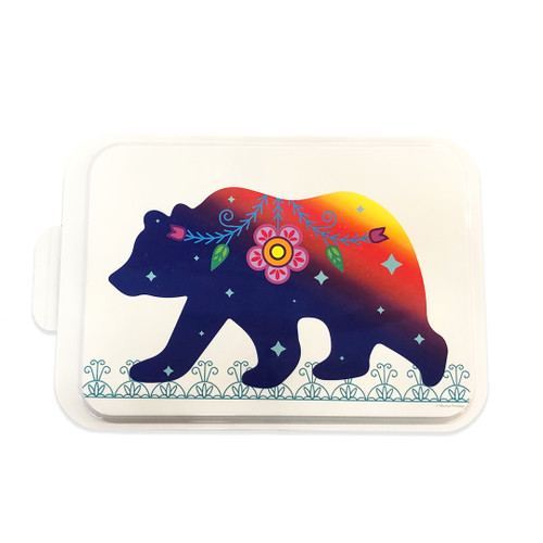 Ceramic Coated Cake Pan - Bear