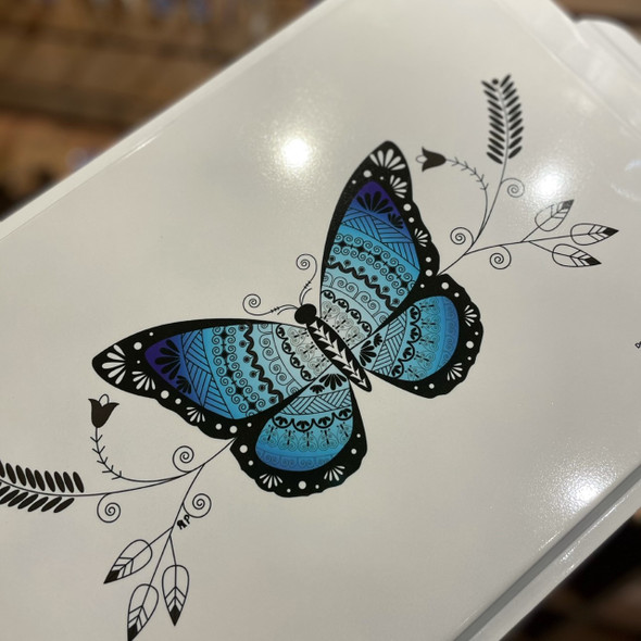 Ceramic Coated Cake Pan - Butterfly