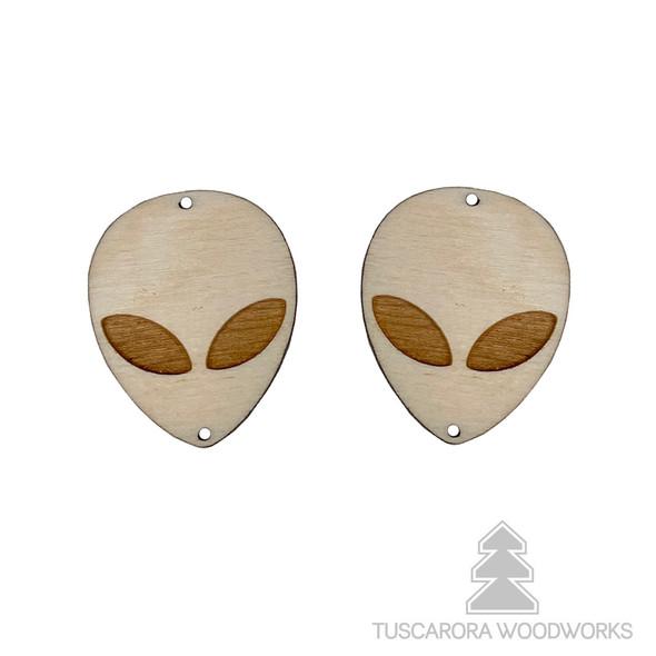 Alien Wooden Centers