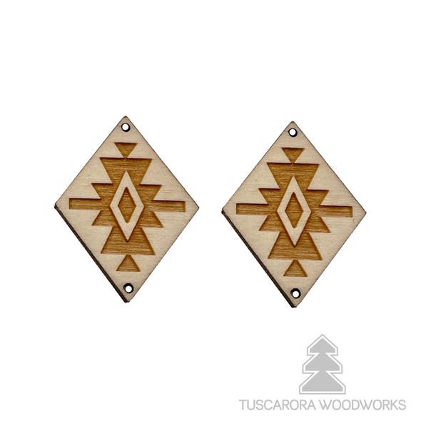 Diamond Wooden Centers