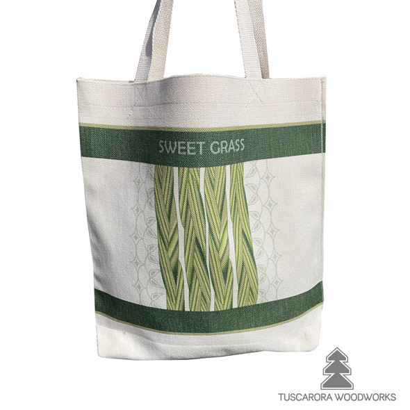 SweetGrass Linen Tote
