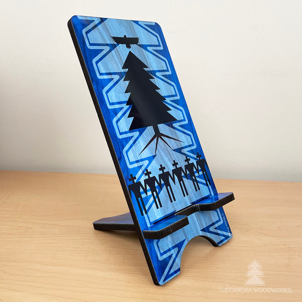 Everlasting Great Peace Phone Stand