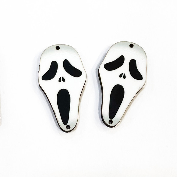 Scream Mask Centers - Limited Edition