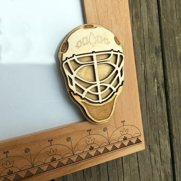 Lacrosse Goalie Frame