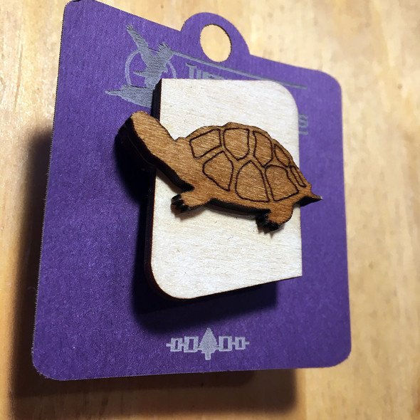 Wooden Clan Pins