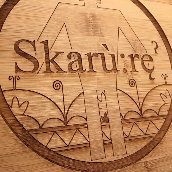 Large Tuscarora Bamboo Cutting Board