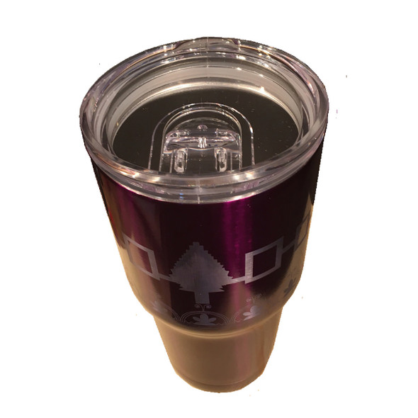30oz. Tumbler with Hiawatha Belt