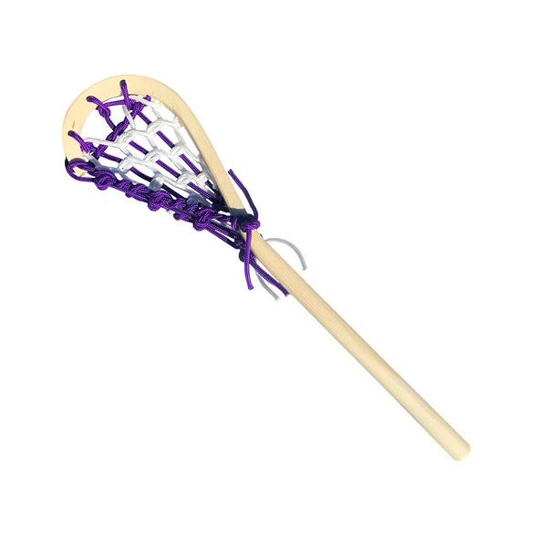 """11"""" Wooden Lacrosse Stick"""
