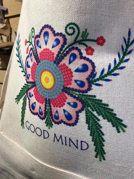 Good Mind Linen Apron