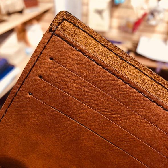 Men's Wallet with Hiawatha Belt