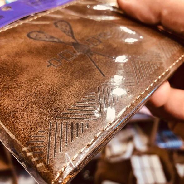 Men's Lacrosse Clan Wallet