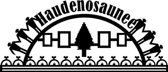 Haudenosaunee Vinyl Sticker