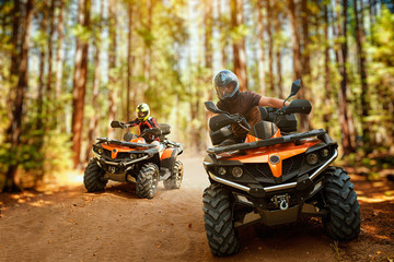 What to Wear When Trail Riding on an ATV