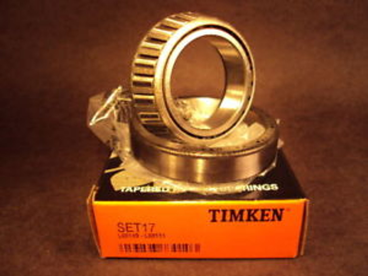 LM102949 // LM102911 Timken Set18,Set 18 Bearing Cup and Cone Set