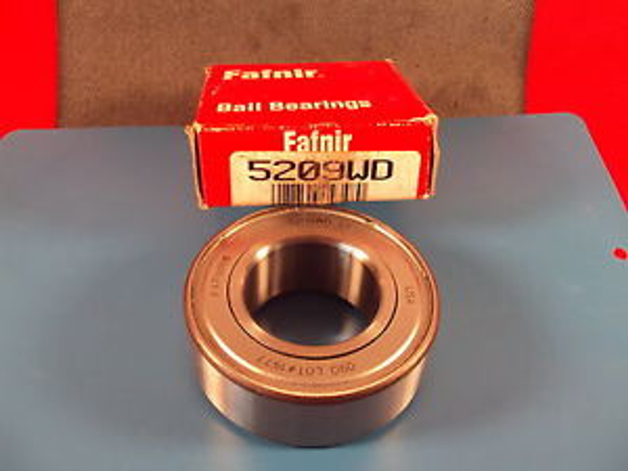 FAFNIR 5209WD Double Row Ball Bearing