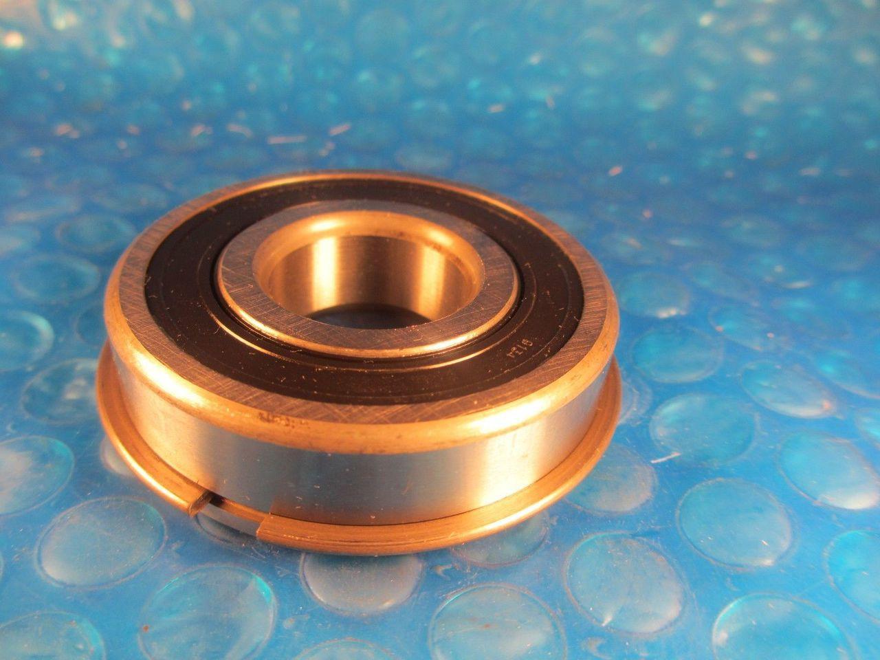 New  206KLL2 Bearing 30 x 62 x 24 Retaining Ring Type 206 KLL 2
