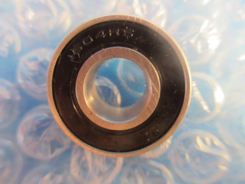 EBC 16042RS, 1604 2RS, Single Row Bearing (=2 Nice 1602 DCTN)