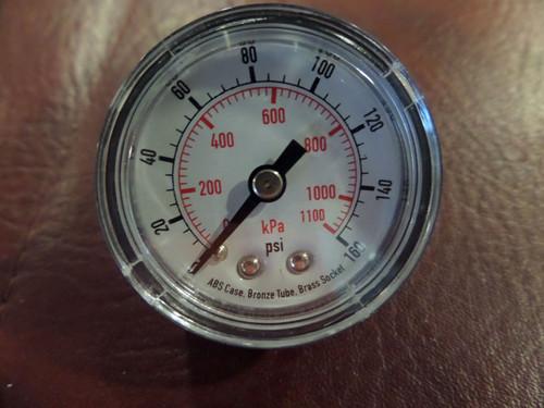 4FLZ8A, Pressure Gauge