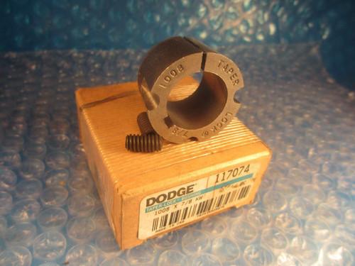 "DODGE 117074, 1008 X 7/8 KW, TAPER LOCK BUSHING BORE SIZE 7/8"""
