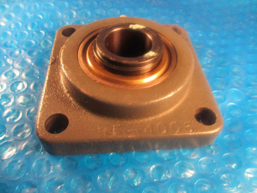 "Browning MF4E220 1 1/4"" Bearing Flange Unit, Housing= RF4006,Insert= ME-220"