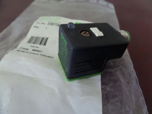 Murr Elektroink, 338709, Plug Connector