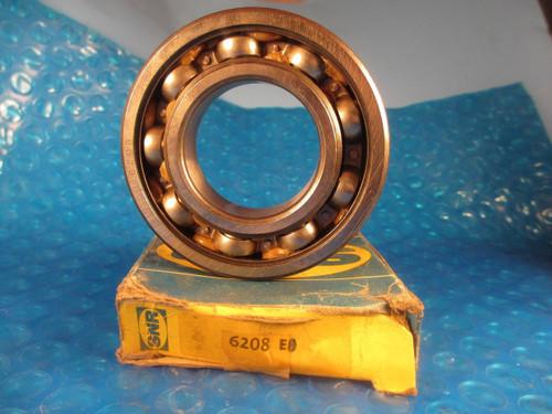 SNR 6208 EO, 6208EO, Deep Groove Roller Bearing