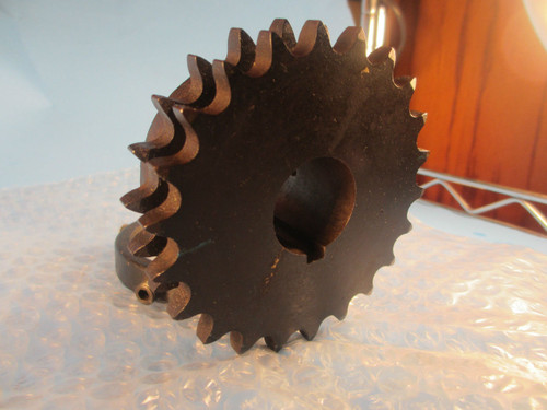 "Martin D40B22H 5/8, D40B22 H ,40 Chain, 22 Tooth, 5/8"" Finished Bore Sprocket"
