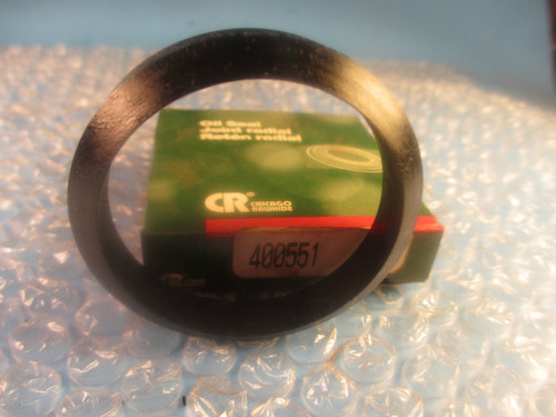 Chicago Rawhide CR400551, CR400551, All Rubber V-Seal Type Face Seal