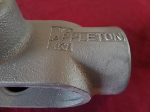 "Appleton, X57, 1-1/2"" Conduit Body"